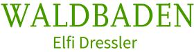 Waldbaden Logo - Elfi Dressler