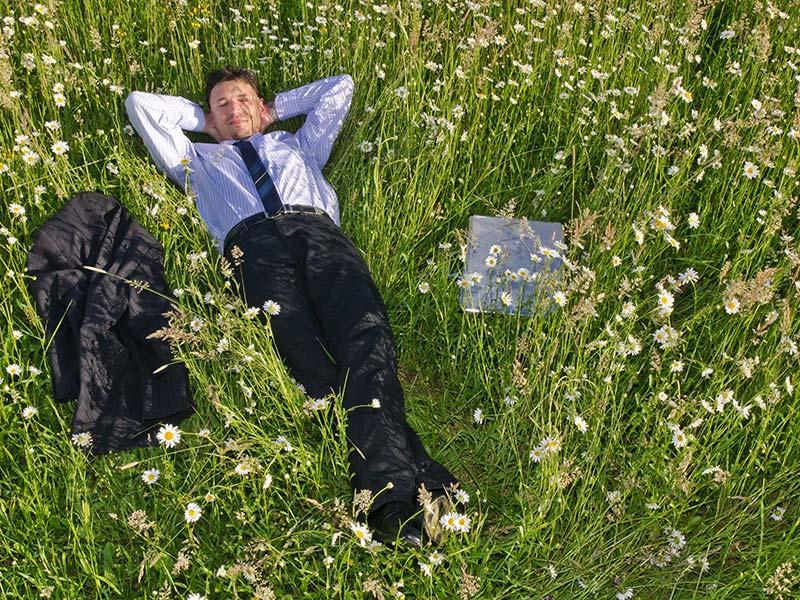 Mindfulness Coaching in der Natur