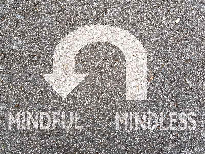 Wie gelingt achtsame Führung? Mindful statt mindless!